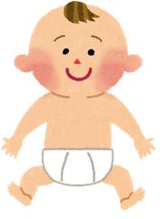 股ずれ,赤ちゃん,オムツ,原因